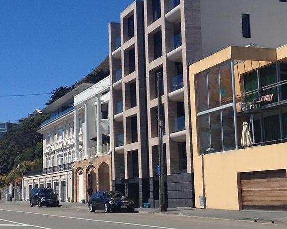 Silver Cloud Luxury Apartment Wellington
